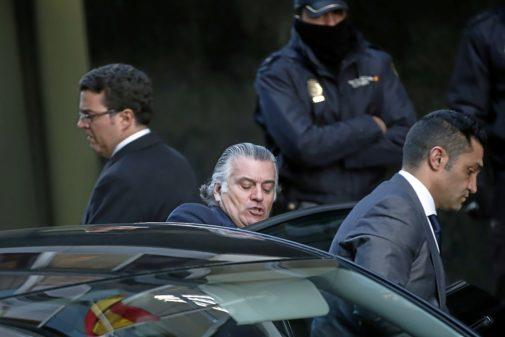 Luis Bárcenas, en una imagen de febrero de 2013