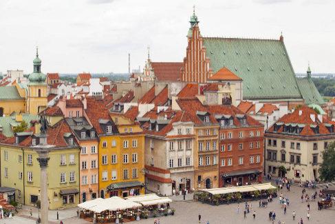 Varsovia, el nuevo destino 'foodie' de Europa