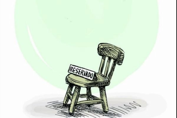 """""""¿Silla? ¿Qué silla?"""""""