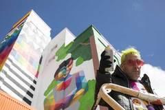 El grafiti llena la España vaciada
