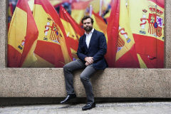 El número tres de Vox en Madrid, Iván Espinosa de los Monteros