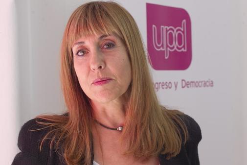 Teresa Gimenez Barbat, eurodiputada y fundadora de Ciudadanos.