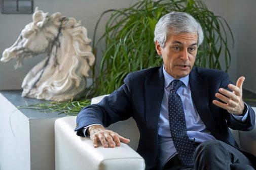 El número dos del PP por Madrid, Adolfo Suárez Illana
