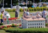 Parque Minimundus. en Austria.