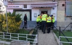 Imagen de Emergencias Madrid tras reanimar al herido.