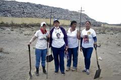 La fosa clandestina más grande de Latinoamérica