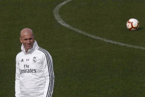 """La revolución de Zidane para este verano: """"Quiero cosas y se van a hacer"""""""