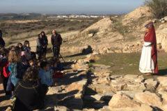 El teatro invita a conocer la historia de los iberos en los yacimientos de Jaén