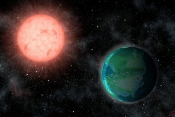 La vida en los exoplanetas vecinos es posible pese a la alta radiación