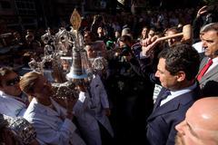 Padres llevan al Defensor del Pueblo Andaluz las procesiones escolares