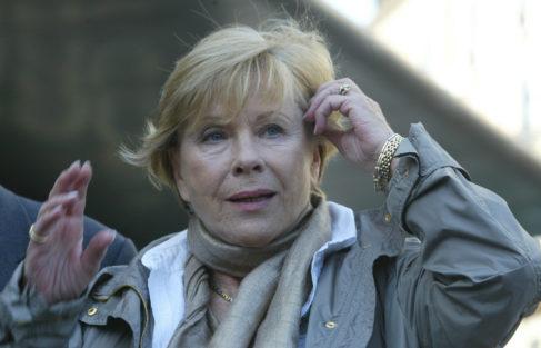 Bibi Andersson, en 2008.