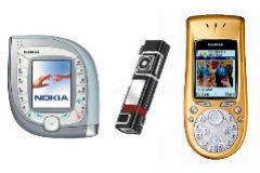Cuando Nokia hacía los teléfonos más raros