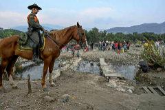 Los apagones empujan otro éxodo venezolano