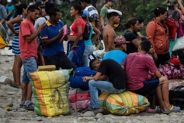 El vía crucis de los venezolanos