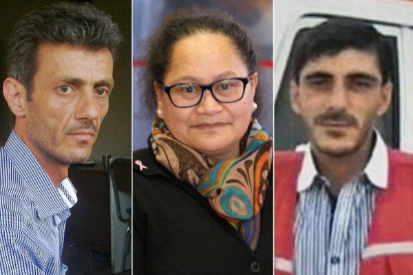 Los tres empleados secuestrados son Alaa Rayab y Nabil Bakdunes (sirios) y la neozalandesa Louisa Akavi.