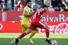 El Villarreal gana en Girona y sale del descenso (0-1)