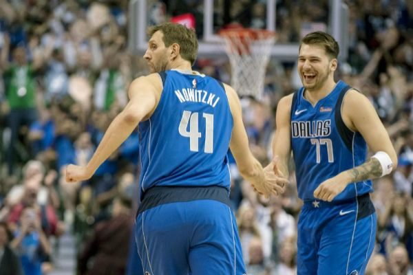 ce23d14f94b Slovenian base Luka Doncic has rated his first year in the NBA as