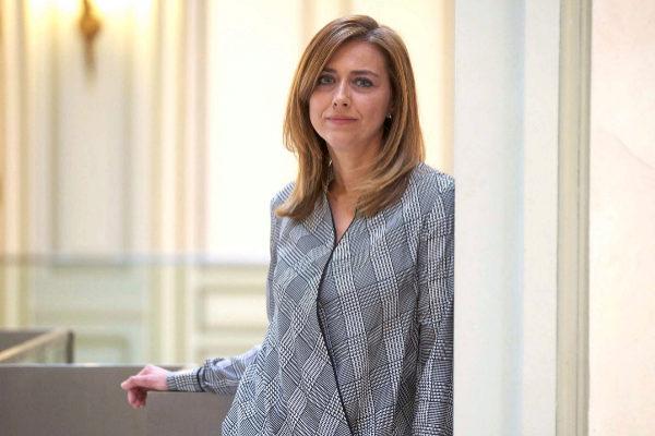 La periodista Carmen Torres.