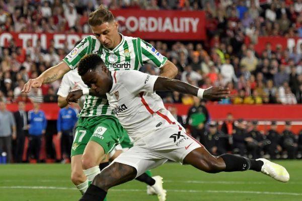 GRAF998. SEVILLA.- El centrocampista del Real <HIT>Betis</HIT>...