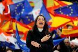 Inés Arrimadas en un acto de Ciudadanos