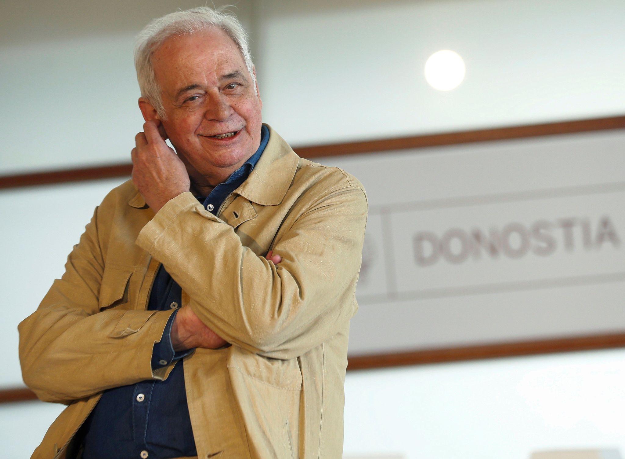 Diego Galán, ex director de Zinemaldia