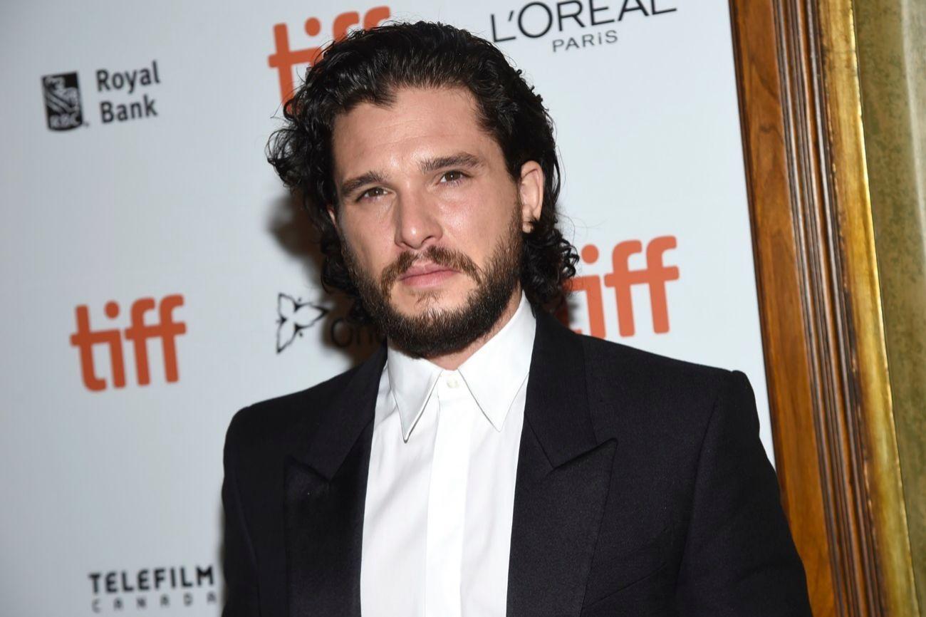 Kit Harington, Jon Snow en Juego de Tronos, fue a terapia tras la...