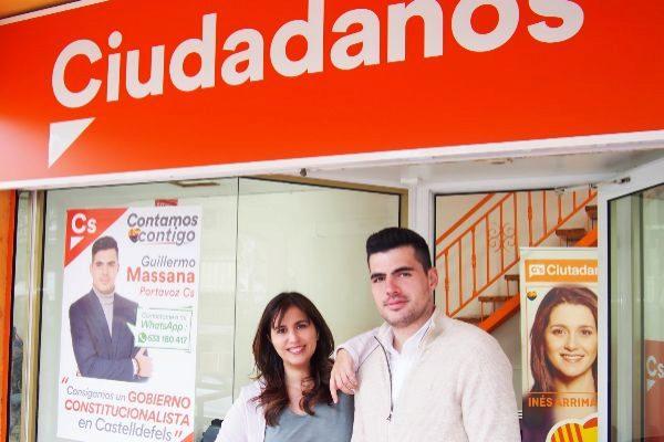 Ciudadanos ficha a una ex concejal del PP para su candidatura de Castelldefels