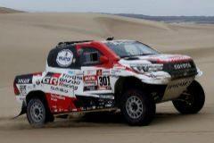El dinero saudí y Fernando Alonso para salvar el Dakar