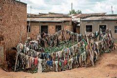 Ruanda, un horror bajo tierra