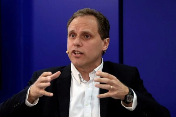 El candidato y gurú económico del PP Daniel Lacalle.