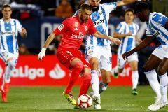 El Madrid tampoco sabe ganar en Butarque (1-1)