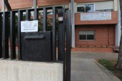Instalaciones del colegio público Antonio Armelles de Castellón.