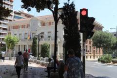 Sede de la Subdelegación del Gobierno en la plaza María Agustina de Castellón.