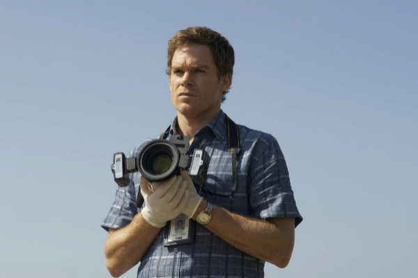 Michael C. Hall, en 'Dexter'.