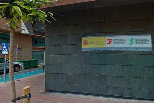 Seguridad Social de Castellón.