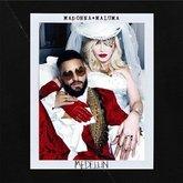 Madonna y Maluma en la portada de Medellín, su nuevo single y carta...