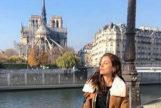 """""""Ya no podré hacerme estas fotos""""... La tristeza de los famosos por Notre Dame"""