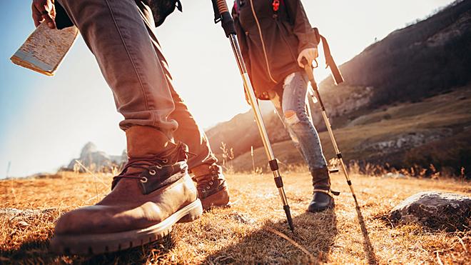 El senderismo se ha coronado como el deporte estrella de las vacaciones y la primavera