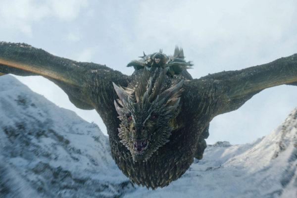 Escena del capítulo 68, el primero de la última temporada, de 'Juego de tronos'.