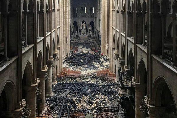 No habrá ruinas en Notre-Dame