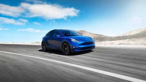 El Tesla Model 3, el eléctrico más vendido en Europa.