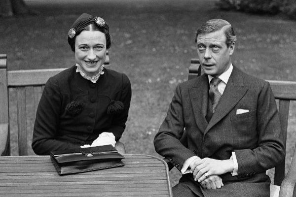 Los duques de Windsor, el ex rey Eduardo VIII y Wallis Simpson