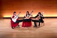 Un momento del concierto, celebrado en el Auditorio Provincial de Alicante.