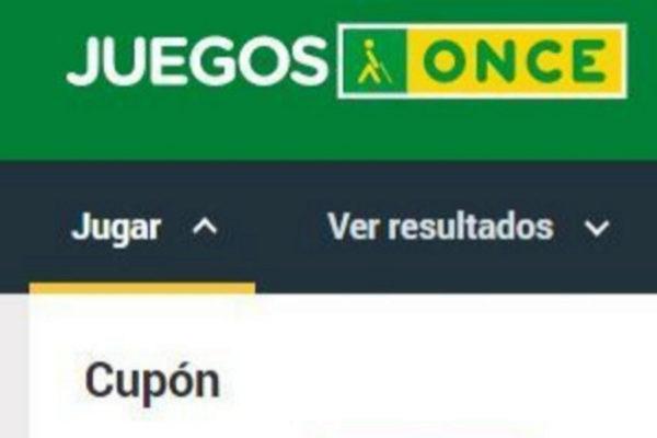 ONCE: sorteo del Cupón Diario del martes 16 de abril de 2019