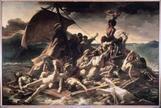'La balsa de la Medusa' de Theodore Gericault.