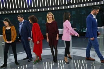 PP y Cs cercan a un PSOE mudo sobre los indultos a los líderes del 1-O