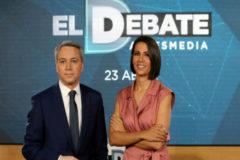 Atresmedia ofrece un debate a cuatro sin Vox