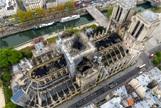 Viaje a Notre Dame tras el incendio