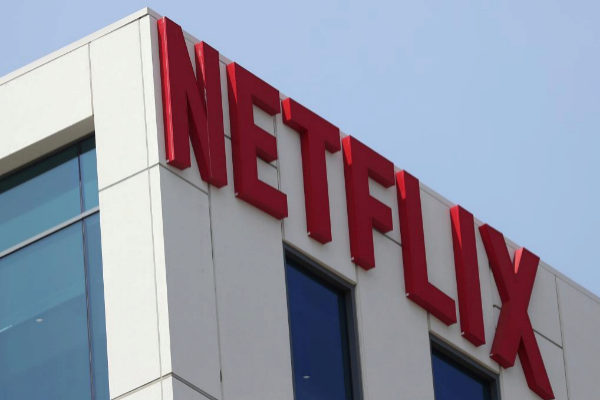 La oficina de Netflix en Hollywood, Los Angeles (California).