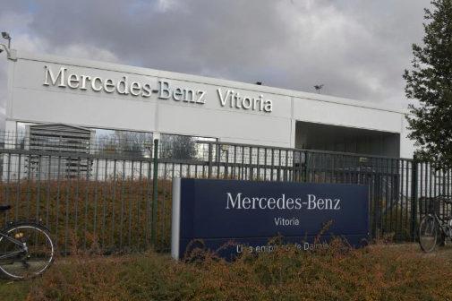 Mercedes-Benz Vitoria.